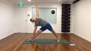 Online Vinyasa Yoga Class