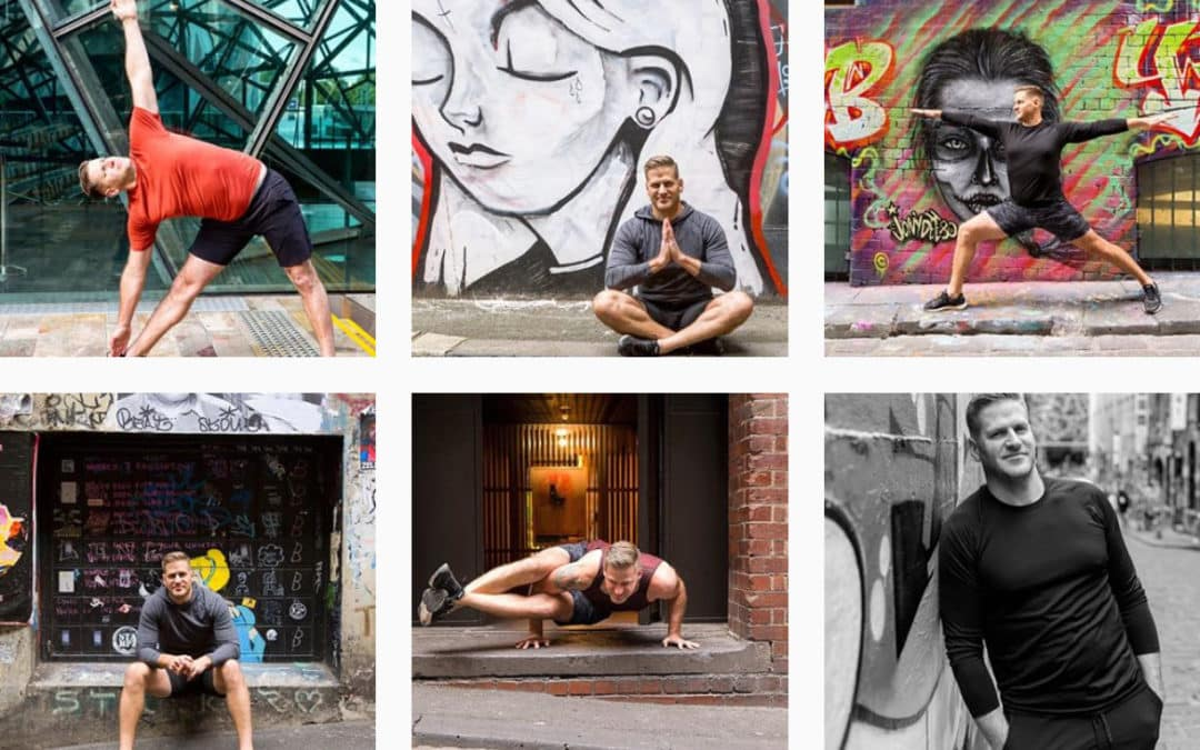 Hey Bro – Yoga is for Men too!